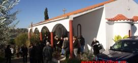 Πανηγυρικά εορτάσθηκε το εξωκλήσι του Αγίου Σταματίου στο Βαμβακόπουλο Χανίων