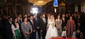 ΣΤΟΝ ΙΕΡΟ ΝΑΟ ΕΥΑΓΓΕΛΙΣΤΡΙΑΣ –  Ο γάμος του Αδάμ και της Σοφίας (Και βίντεο)