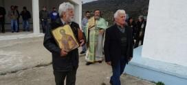 ΣΤΟ ΠΡΟΔΡΟΜΙ ΣΕΛΙΝΟΥ – Πανηγυρικά εορτάστηκε ο Ιερός Ναός του Αγίου (Και βίντεο)