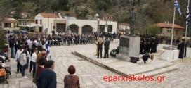 ΣΤΟ ΘΕΡΙΣΟ:  Τιμήθηκε η επέτειος της Επανάστασης του 1905 (Και βίντεο)