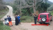Μεγάλη καταστροφή από την πυρκαγιά  σε περιοχές των Εννιά Χωριών (Και βίντεο)