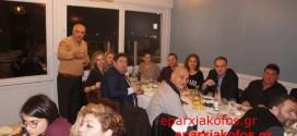Ευχές Γενικού Επιθεωρητή Αστυνομίας Βορείου Ελλάδος Μιχάλη Καραμαλάκη