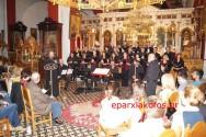Κάλαντα και Μοιρολόγια Σαρακοστής και Μ. Εβδομάδας στον Ι.Ν. Αγίου Νικολάου Σπλάντζιας