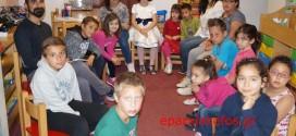 ΣΤΟ Κ.Δ.Α.Π. ΠΟΛΗΣ – Αφιέρωμα στα παιδιά για τα έθιμα του Πάσχα