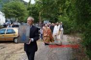 ΣΤΗΝ ΚΑΛΗΔΟΝΙΑ ΚΑΙ ΤΟΝ ΣΑΣΣΑΛΟ ΚΙΣΑΜΟΥ   Πανηγύρισαν την πολιούχο τους Αγία Ειρήνη
