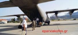 Πλήθος κόσμου τίμησε τον ήρωα  σμηναγό  Κώστα Ηλιάκη στην Κάρπαθο (Και βίντεο)