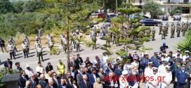 ΣΤΟ ΜΝΗΜΕΙΟ ΚΕΡΙΤΗ ΑΛΙΚΙΑΝΟΥ – Τιμή στη μνήμη των πεσόντων της Μάχης της Κρήτης