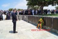 ΣΤΟ ΓΕΡΜΑΝΙΚΟ ΚΟΙΜΗΤΗΡΙΟ – Τιμήθηκε η μνήμη όλων των πεσόντων στη Μάχη της Κρήτης (Και βίντεο)