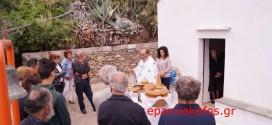 ΣΤΟ ΚΕΦΑΛΙ ΤΩΝ ΕΝΝΙΑ ΧΩΡΙΩΝ – Γιορτάστηκε πανηγυρικά το εξωκλήσι του Αγίου Ισιδώρου (Και βίντεο)