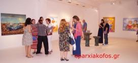 """ΣΤΟ ΞΕΝΟΔΟΧΕΙΟ ΘΑΛΑΣΣΑ – Έκθεση ζωγραφικής με θέμα: """"Ταξίδι στη Μνήμη και στο Ονειρο"""""""