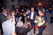 Ο Δήμος Αποκορώνου τίμησε το μεγάλο μουσικοσυνθέτη Μίκη Θεοδωράκη (Και βίντεο)