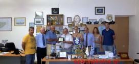 """""""Γενέθλια"""" Τριαντακονταετίας στην Τοπική Διοίκηση Χανίων  της Διεθνούς Ένωσης Αστυνομικών"""