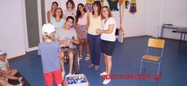ΑΠΟ ΤΑ ΕΚΠΑΙΔΕΥΤΗΡΙΑ ΜΑΥΡΟΜΑΤΑΚΗ  Χιλιάδες πλαστικά καπάκια για αγορά αναπηρικού αμαξιού