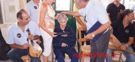 Τιμητική εκδήλωση για την καλλιτέχνιδα της κρητικής παράδοσης Ασπασία Παπαδάκη (Και βίντεο)