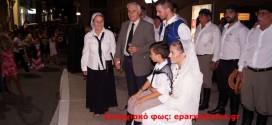 ΣΤΟ ΚΑΣΤΕΛΙ  – Αναπαράσταση Κρητικού γάμου μιας άλλης εποχής  (Και βίντεο)