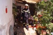 ΣΤΟΝ ΚΟΥΜΠΕ –  Πυρκαγιά σε κουζίνα διαμερίσματος