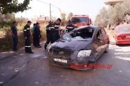 Τροχαίο ατύχημα με τραυματισμό σε περιοχή των Μουρνιών