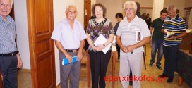 """Εκδήλωση μνήμης Νίκου Ψαρού με την παρουσίαση του βιβλίου """"Λευκορείτικα"""""""