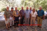 ΣΤΗΝ ΑΓΙΑ ΒΑΡΒΑΡΑ ΜΟΥΡΝΙΩΝ – Η 2η συνάντηση παλαιών Προσκόπων Χανίων (Και βίντεο)