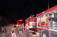 Πυρκαγιά στις εγκαταστάσεις Mercedes στα Χανιά