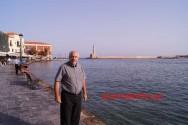 Ο φάρος της παλιάς πόλης του λιμένα των Χανίων