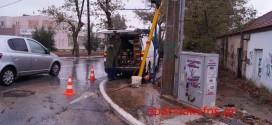 Κυκλοφοριακό κομφούζιο με διάφορα προβλήματα από τη βροχή στα Χανιά (Και βίντεο)