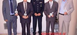 Με λαμπρότητα εορτάσθηκε η «Ημέρα της Αστυνομίας» και ο Άγιος Αρτέμιος προστάτης του Σώματος (Και βίντεο)