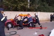 ΣΤΟ ΠΑΡΚΟ ΧΡΗΣΤΟΥ ΠΟΛΕΝΤΑ – Μνημόσυνο για τα θύματα τροχαίων δυστυχημάτων