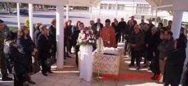 ΣΤΟ ΠΕΔΙΟ ΒΟΛΗΣ ΚΡΗΤΗΣ – Μνημόσυνο για τους νεκρούς πολιτικούς υπαλλήλους