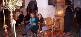 Πανηγυρικός Εσπερινός Αγίων Αναργύρων στην Σπλάντζια Χανίων
