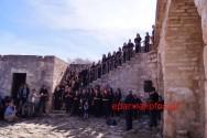 ΣΤΗΝ ΑΡΧΑΙΑ ΑΠΤΕΡΑ – Μαθητές Γυμνασίων υιοθέτησαν το αρχαίο θέατρο