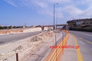 Σημαντικά οδικά έργα στην ανατολική Κρήτη
