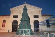 ΣΤΗΝ ΠΛΑΤΕΙΑ ΔΗΜΟΤΙΚΗΣ ΑΓΟΡΑΣ – Στόχος αναρχικών το Χριστουγεννιάτικο δένδρο