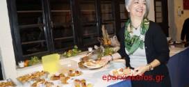 ΣΤΟ ΛΥΚΕΙΟ ΕΛΛΗΝΙΔΩΝ – Μουσική εσπερίδα γιορτάζοντας εθιμοτυπικά τους τηγανίτες