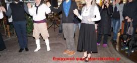 Παραδοσιακοί χοροί μέσα στη Δημοτική Αγορά Χανίων