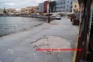 Ανάγκη παρεμβάσεων στο ενετικό λιμάνι και την παλιά πόλη των Χανίων