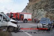 Θανατηφόρο τροχαίο δυστύχημα στην εθνική οδό στην Κίσαμο (Και βίντεο)
