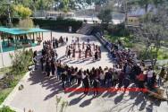 Εκδήλωση αδελφοποίησης Λυκείων Βάμου και Μακαρίου Γ' Λάρνακας (Και βίντεο)