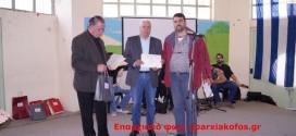 Βραβεία σε λογοτεχνικό διαγωνισμό στον Δήμο Αποκορώνου (Και βίντεο)