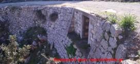 Προχειρότητες σε δρόμους μ' εγκάρσιες καμπύλες τσιμεντοστρώσεις