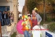 Η καρναβαλική παρέλαση στις Καλύβες Αποκορώνου (Και βίντεο)