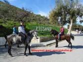 Γιοργαλίδικα λέγονται τ' άλογα της Κρήτης