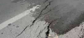 Αδιαφορία για την καθίζηση στη νέα εθνική οδό