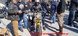 Αγώνας Κλασικών Μοτοσικλετών στον Δήμο Πλατανιά (Και βίντεο)
