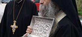 Πλήθος προσκυνητών υποδέχτηκαν το Ιερό Λείψανο του Αγίου Γρηγορίου  (Και βίντεο)