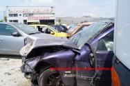 Άλλο ένα τροχαίο ατύχημα με ντεραπάρισμα στα Χανιά