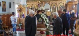 ΣΤΑ ΜΕΓΑΛΑ ΧΩΡΑΦΙΑ – Η Αποκαθήλωση του Κυρίου στον Άγιο Νεκτάριο (Και βίντεο)