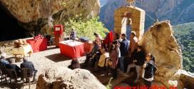 ΣΤΟΝ ΚΑΤΣΟΜΑΤΑΔΩ ΚΙΣΑΜΟΥ – Πανηγυρικά εορτάσθηκε το σπήλαιο της Του Θεού Σοφίας (Και βίντεο)