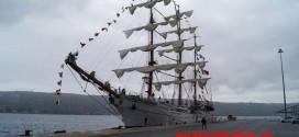 Κατέπλευσε στη Σούδα το εντυπωσιακό ιστιοφόρο του Πολεμικού Ναυτικού του Μεξικού