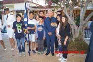 ΣΤΟΝ ΓΑΛΑΤΑ: Τιμή στη μνήμη των αγωνιστών της Μάχης της Κρήτης (Και βίντεο)